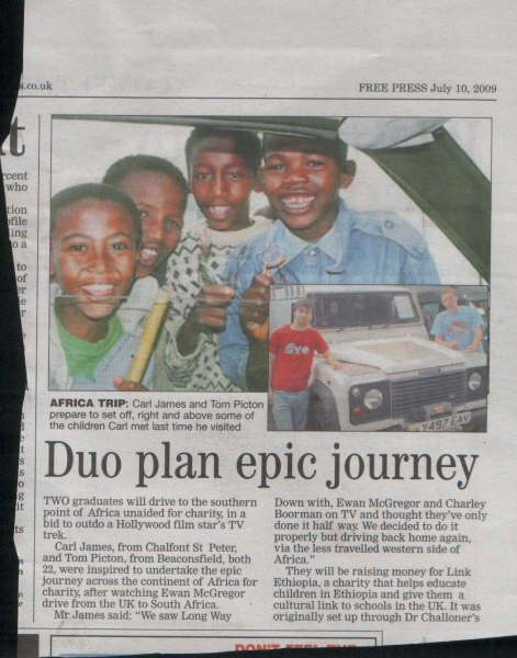 africa article